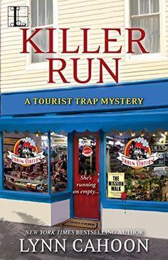 8-18-15 Killer Run (A Tourist Trap Mystery Book 5) by Lynn Cahoon, http://www.amazon.com/dp/B00TNBLXX0/ref=cm_sw_r_pi_dp_V3J7ub16QDH9X