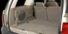 Car Audio - Stealthbox® - Ford - Explorer