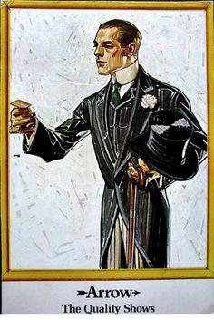 Arrow Collar Man - J.C. Leyendecker
