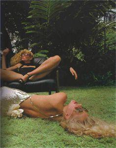 By Helmut Newton 1977