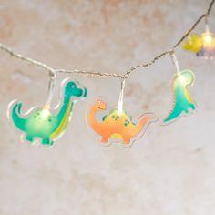 12 Warm White Dinosaur Fairy Lights   Lights4fun.co.uk Christmas Lights Etc, Cool Christmas Trees, Bedroom Themes, Kids Bedroom, Dinosaur Light, Led Curtain Lights, String Lights In The Bedroom, Twinkle Star, Party Lights