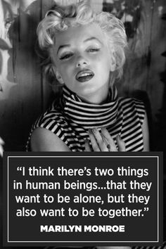 20 Real Marilyn Monroe Quotes That Will Change What You Think of the Icon - HarpersBAZAAR.com