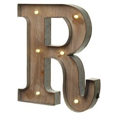light-up-letter-r-vintage-wall-mounted-illuminated-wall-wood-sign-bulb-led-industrial-loft.jpg (800×800)