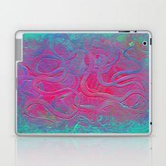 Leviathan  Laptop & iPad Skin by Morgan Ralston - $25.00