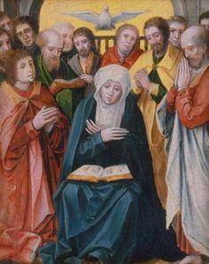 The Descent of the Holy Spirit : matt fradd