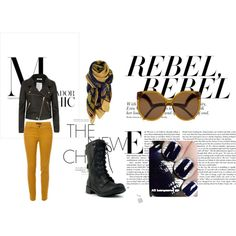 """""""Chic."""" by keerat-welham on Polyvore"""