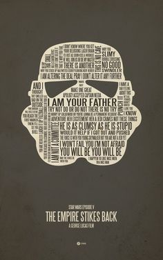 I AM YOUR FATHER.  Of course.