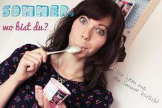 Zeigen Sie uns Ihre unbeschwerten Momente und holen Sie gemeinsam mit dem Mädchen mit Herz und Mövenpick frozen Yogurt den Sommer zurück! #gewinnspiel #giveaway #unbeschwertgeniessen #eis #sommer