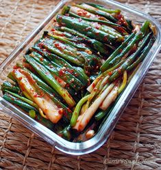 Kimchi, Cucumber, Asian, Foods, Cooking, Recipes, Food Food, Kitchen, Food Items