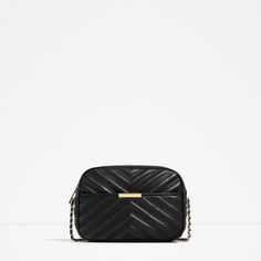 QUILTED CROSS BODY BAG-View all-BAGS-WOMAN | ZARA United States