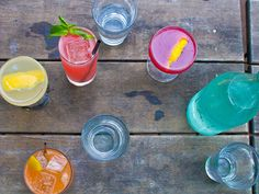 Where to Drink Cocktails Outdoors in #NYC