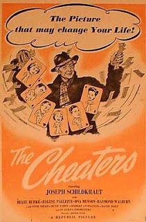 Cinema classics on DVD: The Cheaters (1945) Billie Burke, Ona Munson & Joseph Schildkraut + Billie Burke Radio Show