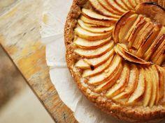Tarte aux pommes allégée Pate Feuilletée