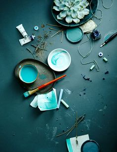 Blue and turquoise colour inspiration Deco Turquoise, Bleu Turquoise, Ideas Hogar, Colour Board, Blue Aesthetic, Color Stories, Colour Story, Still Life Photography, Photography Basics