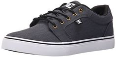 DC Men's Anvil TX SE Skate Shoe, Black/Gunmetal/White, 12... http://www.amazon.com/dp/B014Q0T73A/ref=cm_sw_r_pi_dp_IEZgxb12P94KC