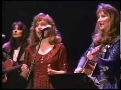 Rosie Flores (with Iris DeMent & Pam Tillis) : Even Cowgirls Get The Blues