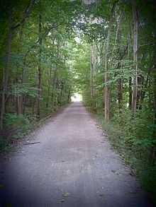 Kal-Haven Trail; Alamo, MI