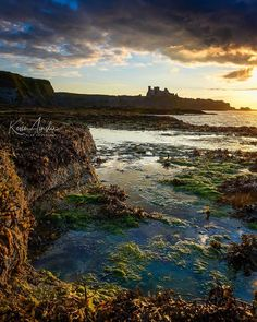 Tantallon Castle colours, East Lothian