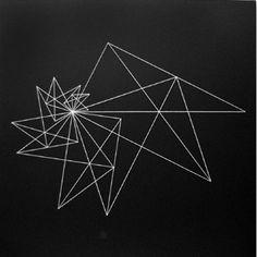 Mauricio Nogueira Lima , Triânguloespiral (Spiral Triangle), 1956
