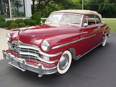 1949 Chrysler Windsor Convertible - Image 1 of 26