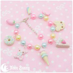 Dreamy candy bracelet № 9