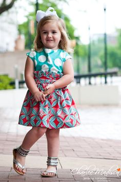 Taylor Skirt and Dress Patterns both Size 12m7y by TheMeanPrincess