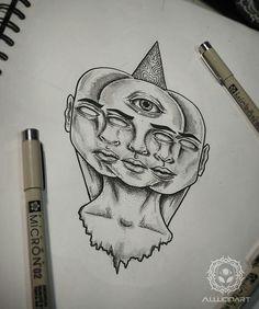 Allucinart amazing drawing