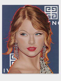 Risultato della ricerca immagini di Google per http://artobserved.com/artimages/2011/02/Richard-Phillips-Taylor-Swift-Most-Wanted-White-Cube.jpg