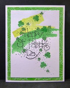 IC532 St. Pat's by hobbydujour - Cards and Paper Crafts at Splitcoaststampers