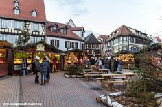 Street View, Strasbourg, Alsace, Black Forest, House Architecture, Elegance Fashion, Paths, Towers