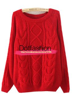 Find More Pulôvers Information about Outono Inverno Casual Venda Branded 2014 Mulheres Red capuz manga comprida diamante modelado Leste Knitting Jumper Sweater Feminino,High Quality ombro camisola,China colete de lã Suppliers, Cheap acrílico camisola from Dotfashion Group Ltd on Aliexpress.com