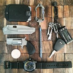 Every day carry