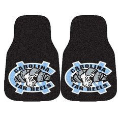 Fanmats 5428 University of North Carolina Front Car Mat - 2 Piece by Fanmats, $30.33  http://www.amazon.com/dp/B000FAIFWU/ref=cm_sw_r_pi_dp_KHHtqb1FNSTVS