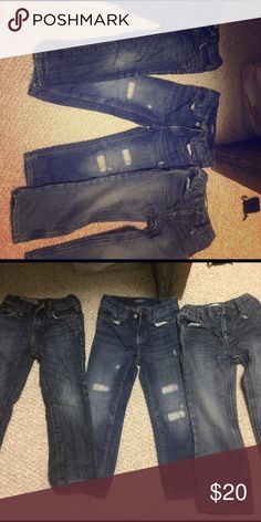 Boys Jeans 4T Boys Jeans 4T selling all together Polo by Ralph Lauren Bottoms Jeans