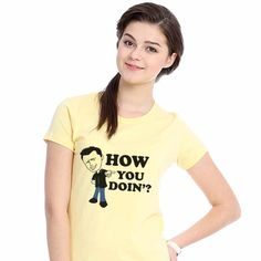 How You Doing T-shirt >>> Only $20  http://www.exclusiveshop24.com/product/how-you-doing/