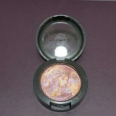 MAC Mercurial Eyeshadow This is a limited edition eyeshadow that has been used once.  However, it has been sanitized with Beauty So Clean.   No trades Please submit any offers though the offer option MAC Cosmetics Accessories