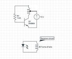 Mini FM transmitter circuit   Circuit diagram, Circuits and Arduino