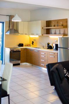 Villa Anna, Pigi village, Rethymno, Crete, Greece sinatsakisvillas.gr #villa #rethymno #crete #greece #village #island #vacation_rental #luxurious_accommodation #private #summer_in_crete #visit_greece #kitchen