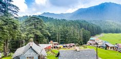 How to reach Khajjiar and main things to do around Dalhousie in Himachal Pradesh (India)