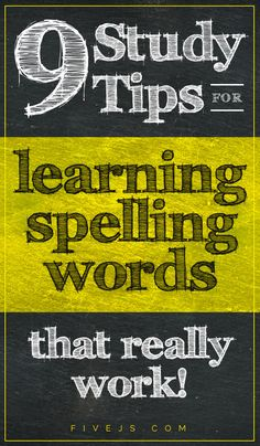 Great tips for helping kids memorize spelling words permanently! Spelling Bee Practice, Spelling Bee Games, Spelling Bee Words, Spelling For Kids, Spelling Practice, Grade Spelling, Spelling Activities, Learn To Spell, How To Memorize Things