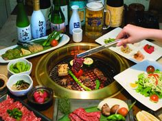 Serious Japanese barbecue restaurant joins the Midtown bar party scene