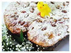 Pandolce di Pasqua (alle amarene o ai pistacchi)