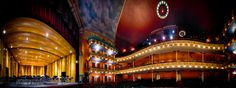 9-Shot, 49 MP, Photo-Stitched Panorama of the Grand Opera House in Macon, GA.