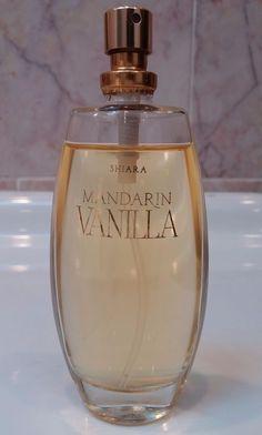 Shiara MANDARIN VANILLA 1.7 oz Cologne Spray NO CAP Rare #Shiara