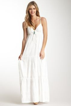 Sleeveless Empire Maxi Dress on HauteLook