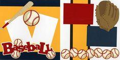 Baseball 0418 | Out On A Limb Scrapbooking
