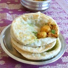 World's Recipes Hub: Green Peas Kachori and Dum aloo