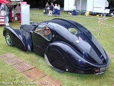 1937 Bugatti Type 57 Coupe