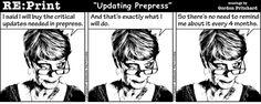 Updating Prepress - PrintPlanet.com