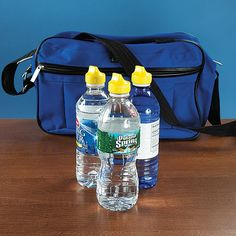 sippin' spouts for water bottles- smart!!! @Michele Lane! We gotta get these!